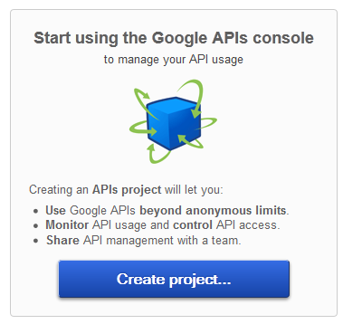 Google-APIs-Console