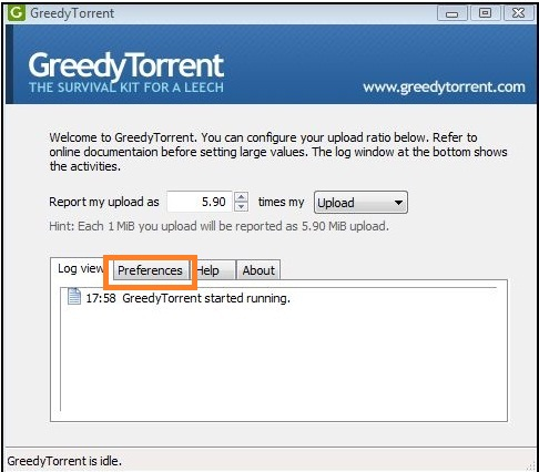 How to increase Torrent download speed using GreedyTorrent
