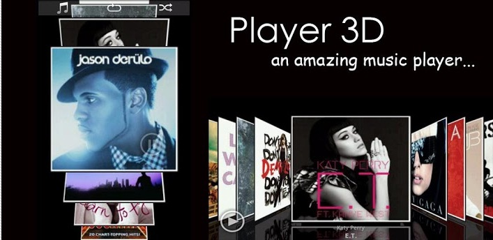 Player3D Music Player