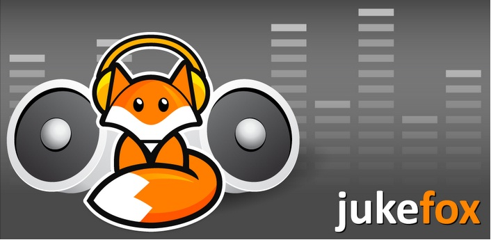 jukefox free android music player app