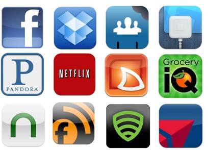 Top Apps of 2012