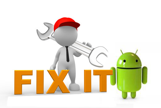 How to fix android errors