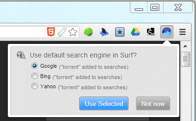 Dowload Torrents :BitTorrent-Surf-search-engine