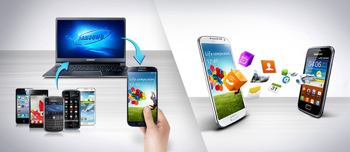 How transfer all the contents of your Phone to Samsung Galaxy S4