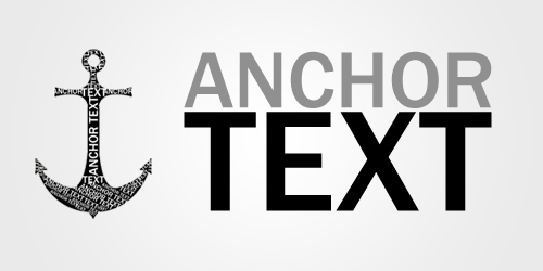 How Anchor Text can improve your blog's SEO