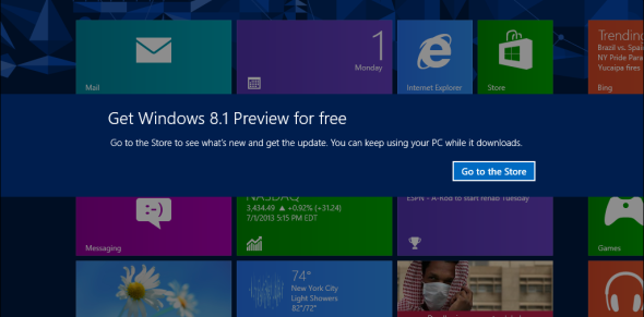 get-windows-8.1-preview-for-free-message