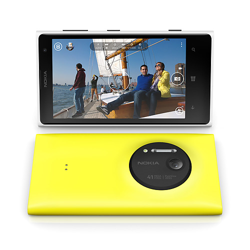 Nokia Lumia 1020 Specifications & Price in Nigeria