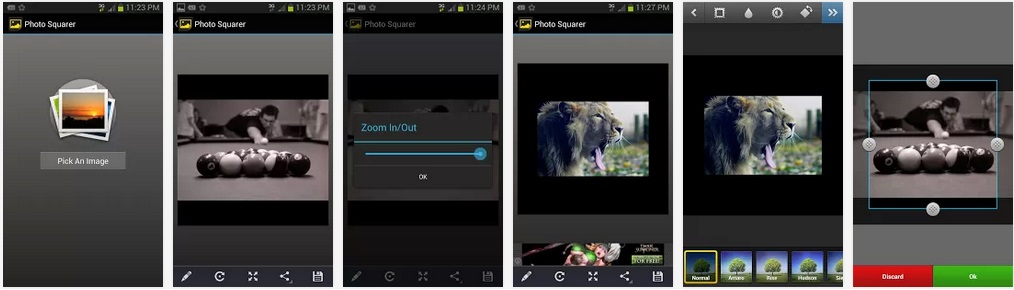 How to set Profile Pictures on Whatsapp without cropping